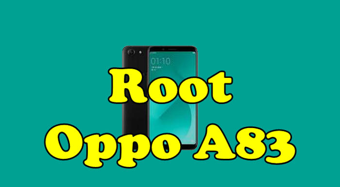 Root Oppo A83